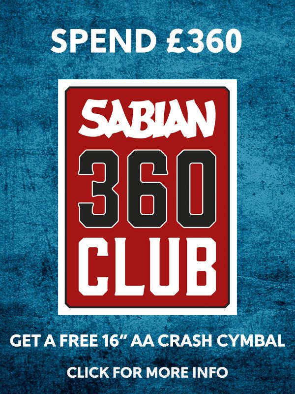 Wembley Music Centre - Sabian 360 Club