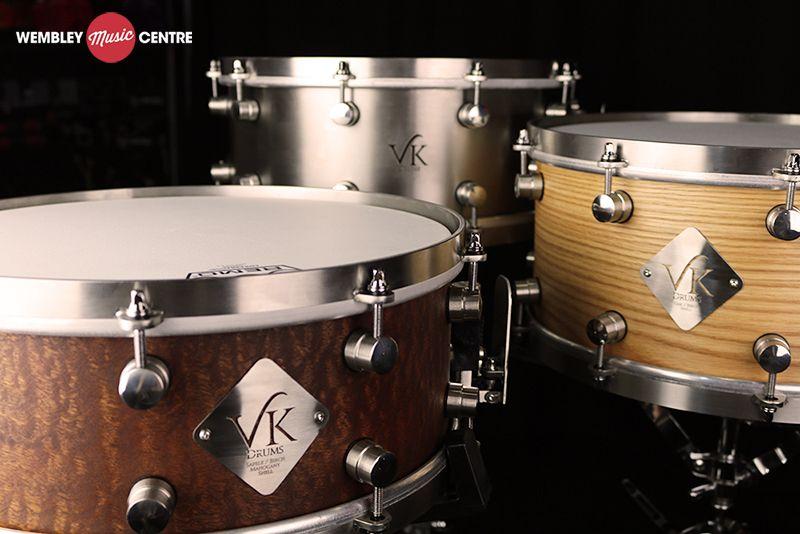 VK Drums - Snare Group Shot