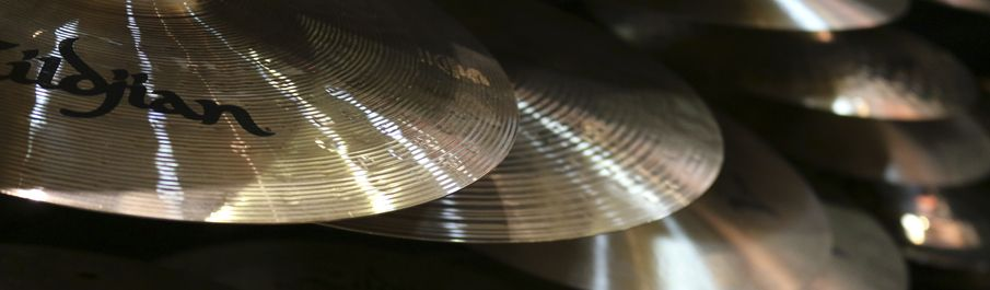 Wembley Music Centre - Cymbals