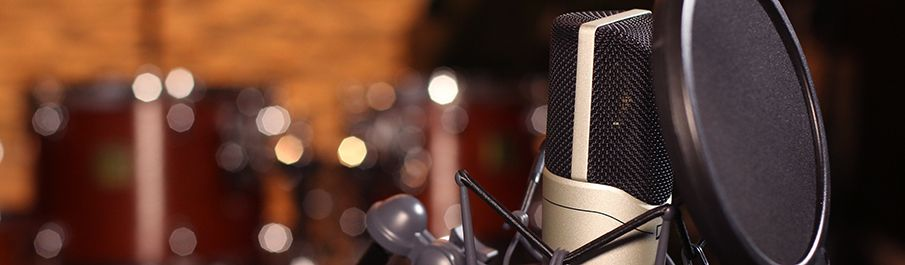 Wembley Music Centre - Microphones