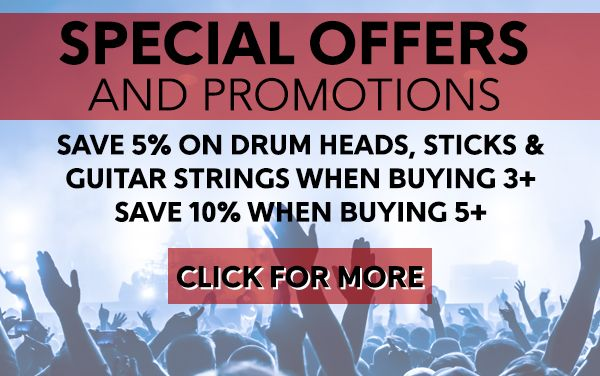Wembley Music Centre - Special Offers