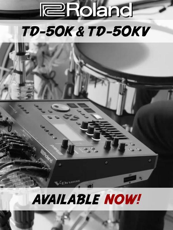 Wembley Music Centre - Roland TD-50K