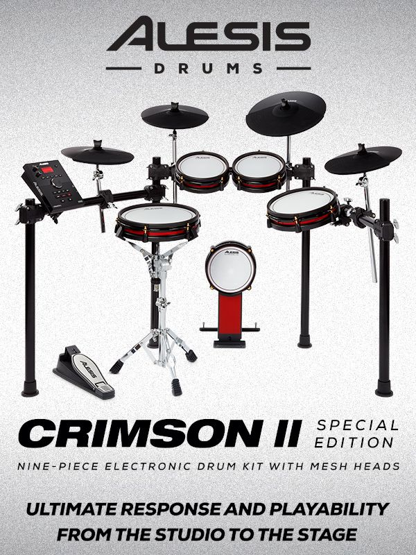 Wembley Music Centre - Crimson II Special Edition