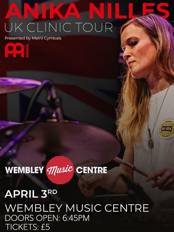 Wembley Music Centre - Anika Nilles Clinic