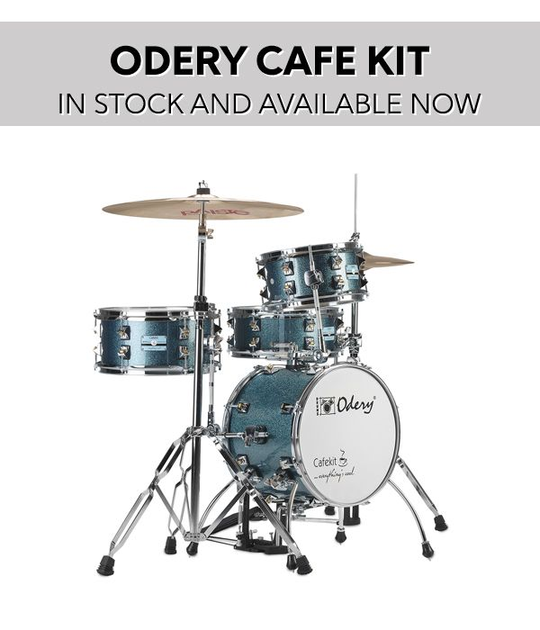 Wembley Music Centre - Odery Cafe Kit