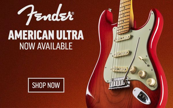 Wembley Music Centre - Fender American Ultra