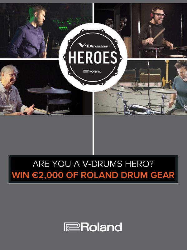 Wembley Music Centre - Roland Heroes