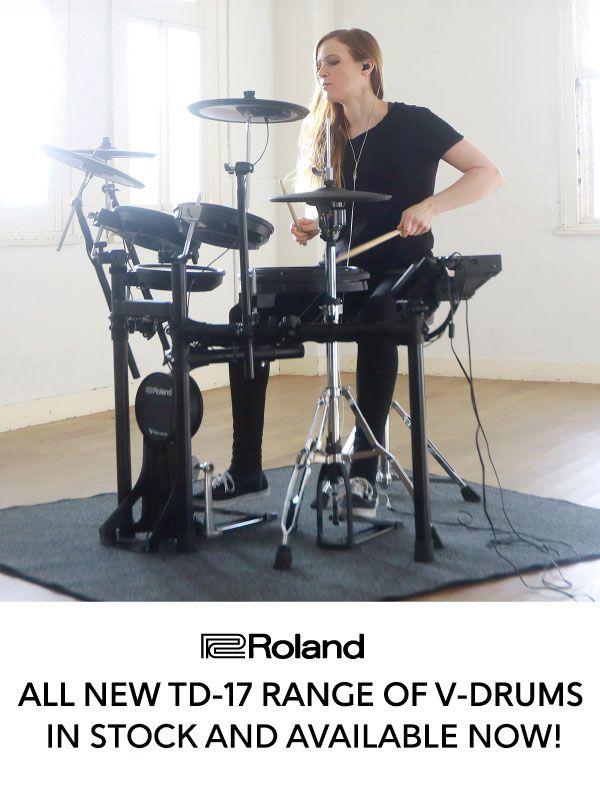 Wembley Music Centre - Roland TD-17