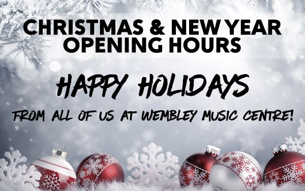 Wembley Music Centre - Xmas Opening