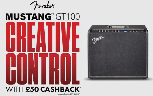 Wembley Music Centre - Fender Mustang Promo